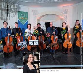 Bild: Überraschungskonzert des Ostsee-Musikforums