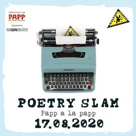 Bild: Papp a la Papp Poetry Slam
