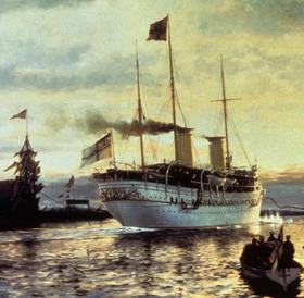 Bild: Von Kaiserfahrten und Irrwegen