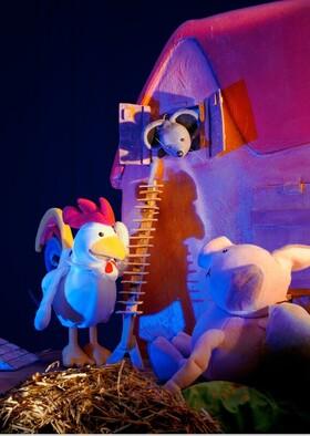 Bild: Die Abenteuerer - Die Complizen Figurentheater mit Musik