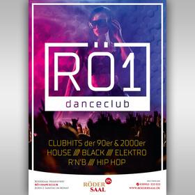 Bild: RöderSaal #rö1 Clubparty mit DJ Rico (DD)