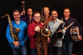 Bild: Jazz unter Palmen - Ladwig's HORNS & BEAT