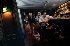 Jazz im Kreuzgang mit Cheyenne und dem Gismo-Graf-Trio - 1. Veranstaltung des Abends