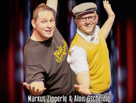 Bild: Kultur im Freien - Markus Zipperle & Alois Gscheidle