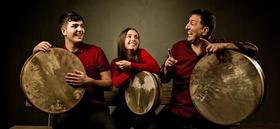 Bild: Tamburi Mundi | Familien-Matinée TAKEDINA JON!