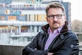 Bild: Krimi-Lesung mit Carsten Schütte