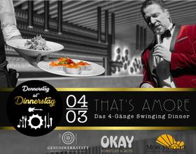 Bild: Donnerstag ist Dinnerstag - Dinner-Show That´s Amore