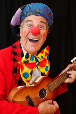 Bild: Kultur im Freien - Clown Clip
