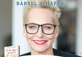 Bild: Bärbel Schäfer - Lesung: Ist da oben jemand?