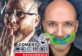 Bild: Comedy Cocktail - 2 Künstler an einem Abend - Glenn Langhorst geMIXt mit Frank Fischer