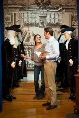 Bild: Führung durch das Reichskammergerichtsmuseum