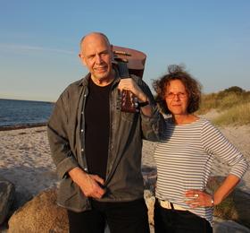 Bild: Duo Ziemlich Anders - Eine musikalische Einladung zum Glücklichsein