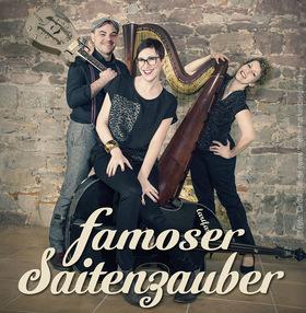 "Bild: Famos - finest unplugged music - ""Famoser Saitenzauber"""
