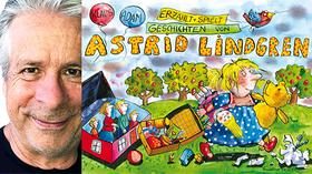 Bild: Klaus Adam erzählt und spielt Geschichten von Astrid Lindgren