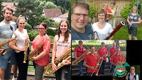 Bild: Musikvereine Liebersbronn und Wäldenbronn