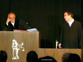 Bild: Fränkische Amtsgericht - Premeiere Folge 41