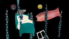 Bild: Wenn Ferdinand nachts schlafen geht – Alter: 7 Jahre ± 2