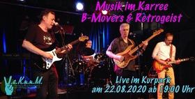"Bild: ""Musik im Karree"" mit The B-Movers & Retrogeist"