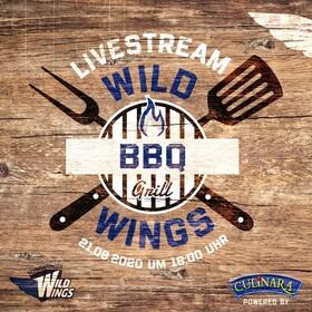 BBQ Livestream - Das Sommer-Grillevent der Wild Wings