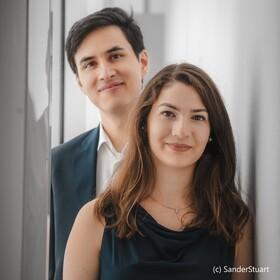 Bild: Duo Revelio - Sonaten, Sambas, Tangos