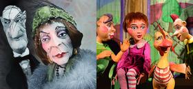 Bild: Der Besuch der alten Dame PuppenParadeOrtenau