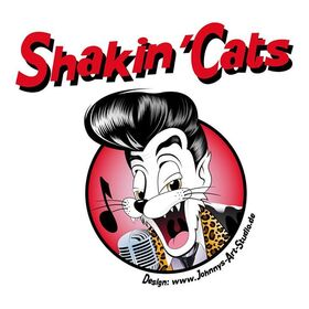 Shakin Cats Live on Stage