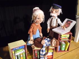 Bild: Oma Adele und das Glück aus der Kiste