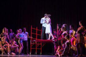 Bild: Odyssey Dance Theatre - Findet nicht statt!