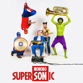 Bild: MONOBO SON - SUPERSONIC Tour 2021