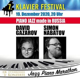 Bild: PIANO JAZZ made in RUSSIA