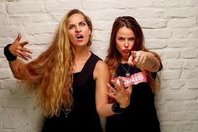 Bild: Suchtpotenzial: Sexuelle Belustigung - mit Ariane Müller & Julia Gámez Martin