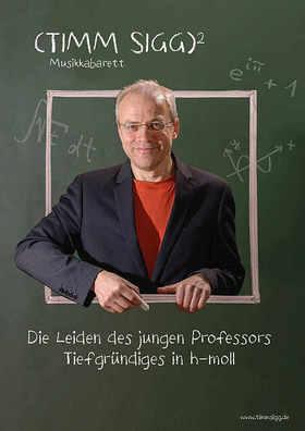 Bild: Die Leiden des jungen Professors - Tiefgründiges in H-Moll