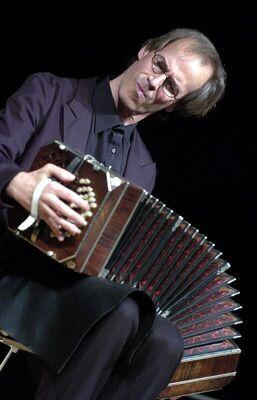 Bild: Klangkosmos Weltmusik - Per Arne Glorvigen (Norwegen/Frankreich)