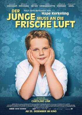 Bild: Sommernachtsbühne: Outdoor-Kino - Der Junge muss an die frische Luft
