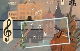 Bild: Noten neu verortet – Kammermusik findet Stadt