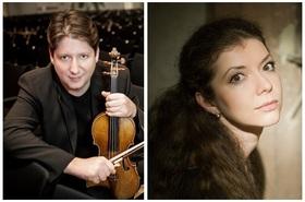 Bild: Konzert für Violine und Klavier - Denis Goldfeld & Sofia Gülbadamova