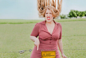 Bild: Franziska Wanninger: furchtlos glücklich