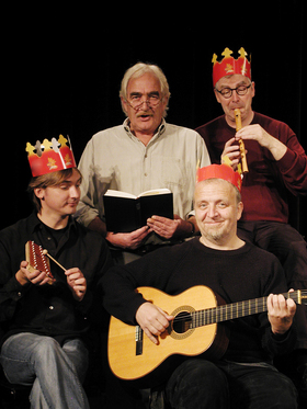 Bild: Friedberg lässt lesen: Stalburg Theater Frankfurt