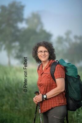 Der Vulkan lässt lesen: Christine Thürmer