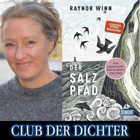 Bild: Club der Dichter (Lesung & Buchvorstellung) - Raynor Winn: Der Salzpfad
