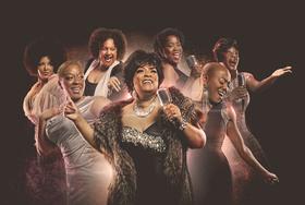 Kultur im Freien - Sweet Soul Music präsentiert: RESPECT - A Tribute To Aretha Franklin