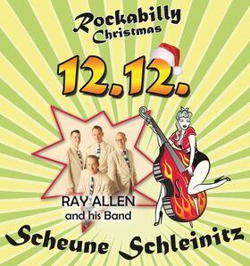 Bild: Rockabilly Christmas - Vorweihnachtliches Event für Rockabilly & Boogie Woogie Fans