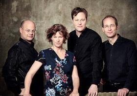 Bild: Mandelring-Quartett und Guido Heinke: Klavierquintette von Schumann und Brahms