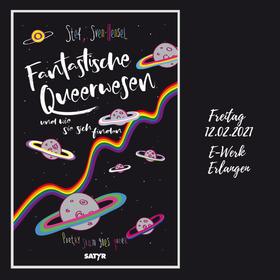 Bild: Fantastische Queerwesen und wie sie zu finden sind