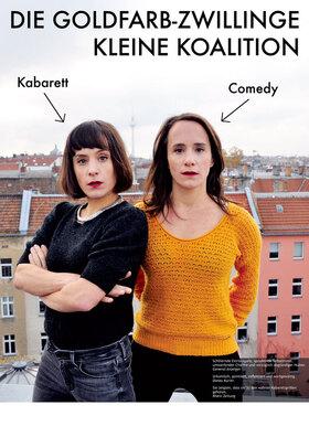 Bild: Kleine Koalition - Die Goldfarb-Zwillinge
