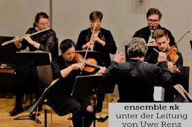 Bild: ensemble pi:k. Minimal Music. Pop Art der zeitgenössischen Klassik