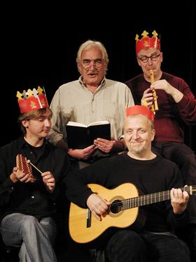 Bild: LeseLand Gießen: Stalburg Theater Frankfurt