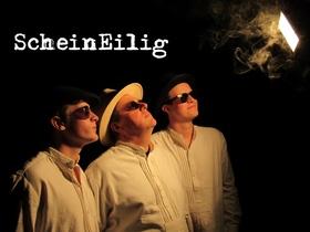 Leonhardi-Hoagart - Lanzinger Trio und ScheinEilig