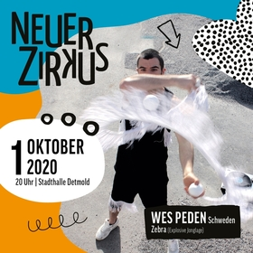 Wes Peden (Schweden) - Zebra