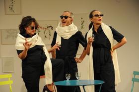 Bild: SANARY. Exil im Paradies - Eine deutsch-französische Lecture-Performance